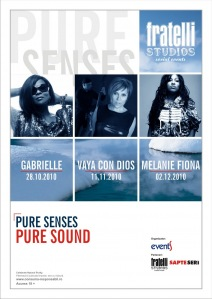 In Concert : Pure Senses, Pure Sound Evenings