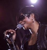 Photo: Gabrielle performs in Yas Hotel