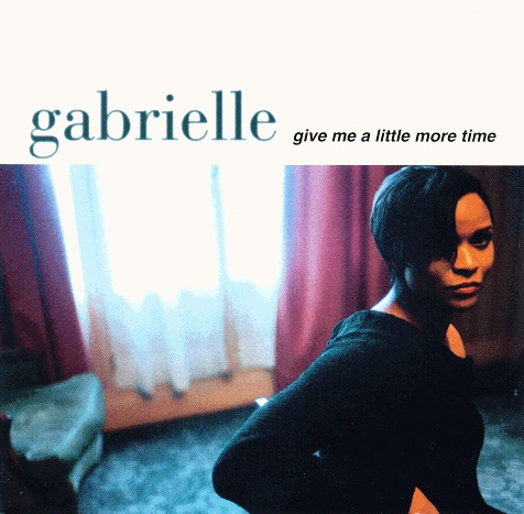 Give Me A Little More Time (Single) 1996