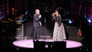 Gabrielle and michael bolton