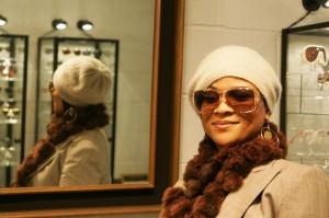 gabrielle vintage sunglasses